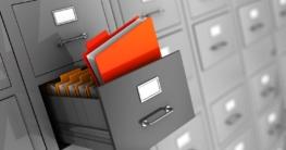 Individuell geplante Büroschränke für mehr Stauraum