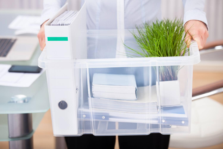 Ordnung schaffen mit Bürocontainern