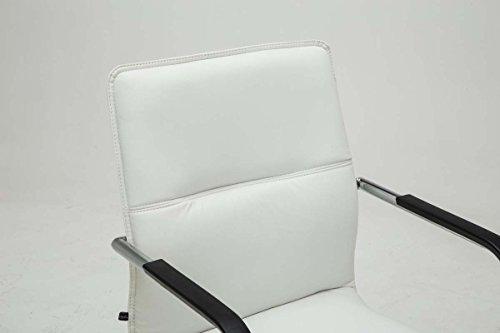 CLP Freischwinger-Stuhl Konferenztisch
