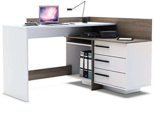 """Eckschreibtisch """"Thales"""" Arbeitstisch Bürotisch Computertisch"""