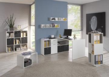 FMD Möbel Winkelkombination LEX Schreibtisch Foto im Büro