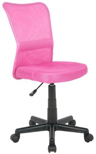Schreibtischstuhl Pink Maedchen