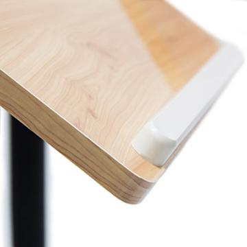 relaxdays-laptoptisch-hoehenverstellbar-h-x-b-x-t-95-x-60-x-405-cm-sofatisch-beistelltisch-mit-rollen-samt-bremsen-fuer-notebook-mit-ablage-fuer-maus-hochglanz