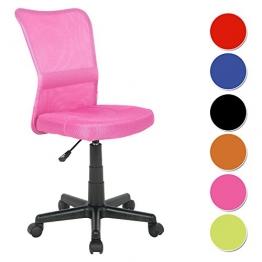Schreibtischstuhl Pink