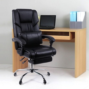 Bürostuhl im Büro