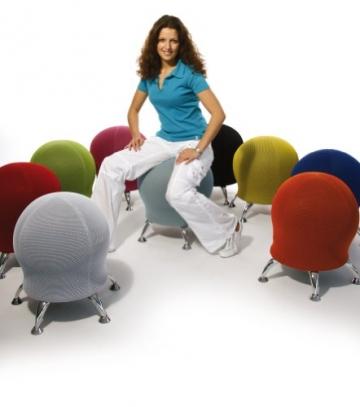 TOPSTAR Sitzalternative Sitness 5 vwerschiedene Farben